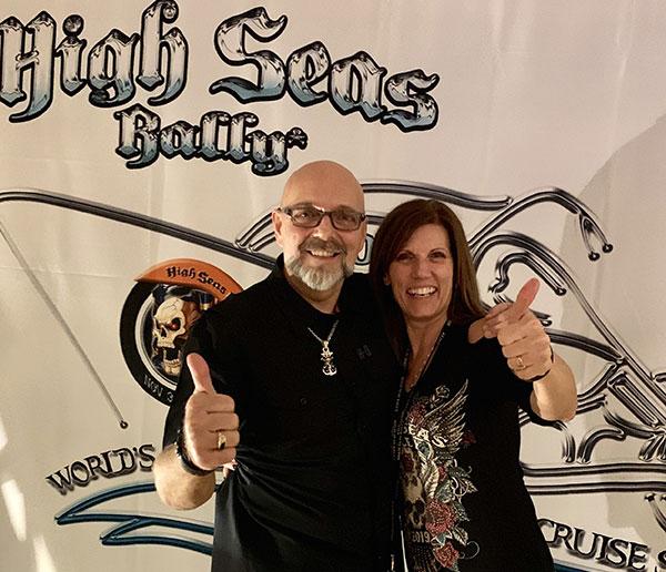 High Seas Rally 2020
