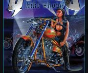 Motorcycle Artwork - Poster by Marc Lacourciere